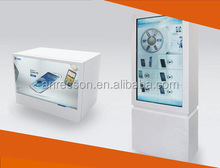 transparent lcd monitor for fridge door