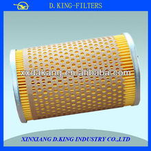High flow oil breather filter