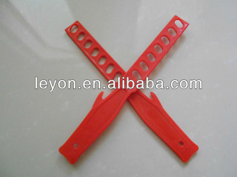 High quality new plastic paint mixing paddles