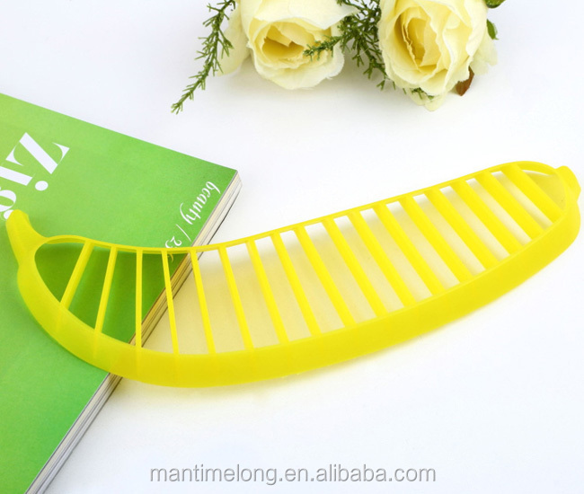 Banana Slicer fruit cutter kitchen tools