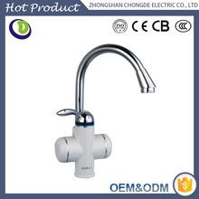 Competitive price german tap for kitchen/ tankless water heater made in p.r.c.