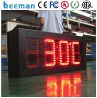 led muslim azan clock 7 segment digital led display mini clock decorative