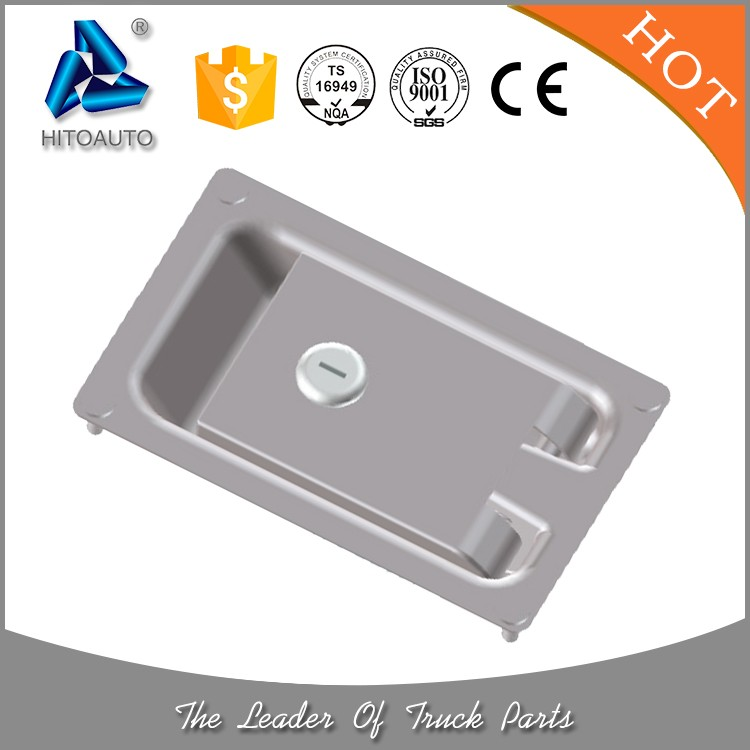 14110 Hot Selling Paddle Handle Latch Toolbox Handle Lock