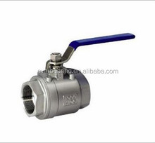 EVB 3inch stainless steel ball valve