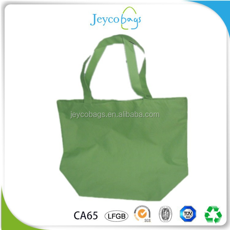 JEYCO BAGS Pass SGS test recycle small sitze non woven shopping bag with tote