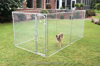 2014 new discount hot selling fashional china factory direct sold high quality cheap chain link dog kennels(made in china)