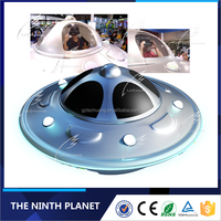 Guangzhou Lechuang Space series product VR cinema UFO cinema XD VR Space planet