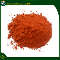 Iron oxide red ferric oxide red