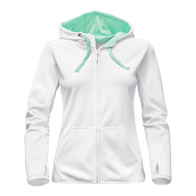 2016 Wholesale women zip up quality plain fleece custom embroidered hoodies online shopping usa