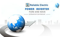 2000 вт солнечный инвертор чистая sin инвертор 12 в 220 в автомобиля мощность инвертора 12 в/24 в постоянного тока до 100 в/120 в/220 в/240 в переменного тока напряжение конвертер