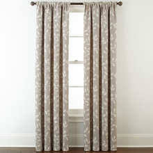 Cheap home fashion walmart bedroom jacquard window curtain