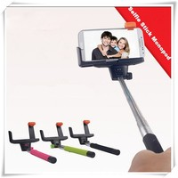 Z07-5 wireless Bluetooth selfie stick extendable monopod for cell phone holder and camera stand