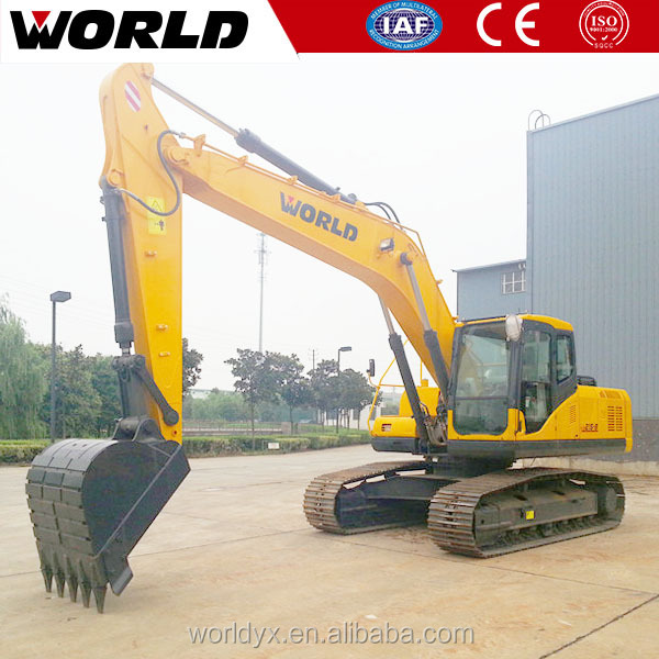 WORLD Excavator Earth Moving Equipment