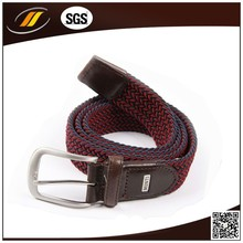 New Design Fashion High Quality Elastic Belt For Unisex