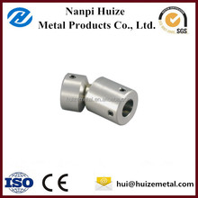 Small universal joint shaft custom made joint propeller shaft high precision universal shaft coupling