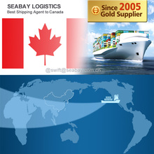 Fast Ocean Freight Forwarder Transportation China to Canada