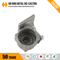 Custom ASTM standards low pressure aluminum die casting moulding