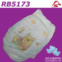 High Quality Competitive Price Disposable 3D Printing Baby Diaper Manufacturer from China