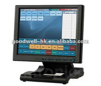 4:3 Touch 10.4 Inch TFT LCD TV Monitor with VGA,HDMI Input