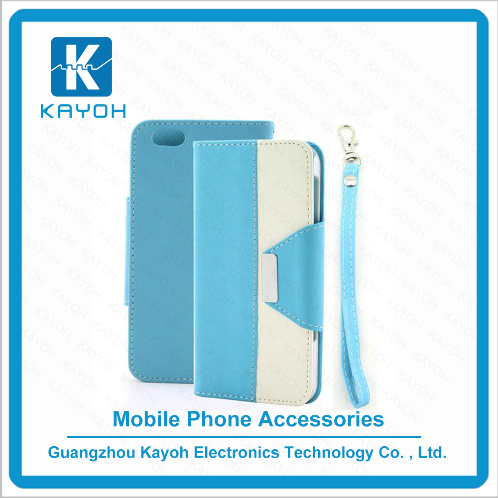 [kayoh]2016 China Factory cheap new products New Alibaba cool phone cases covers for Iphone 6s, for Iphone 6s pu Leather Case