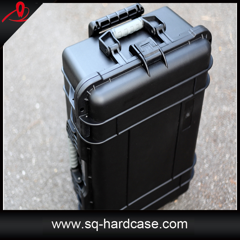 lifetime warranty injection moulding plastic hard Equipment Case waterproof