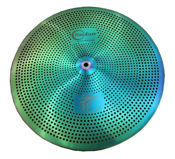 Hot sale mute cymbal for drum set