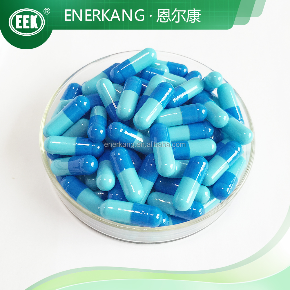 size 0,1,2,3 pharmaceutical garde Stock printed capsules 2016