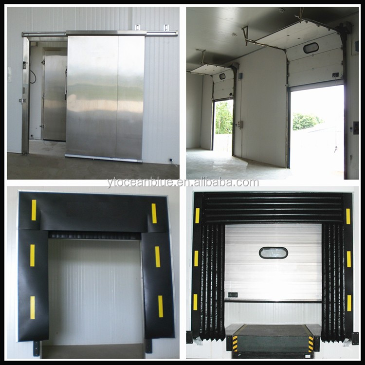 China oem exported mm automatic single sliding door