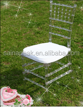 crystal resin chiavari chair pc clear tiffany wedding. Black Bedroom Furniture Sets. Home Design Ideas