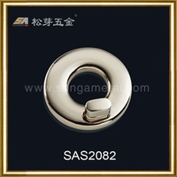 High quality bag hardware twist lock,decorative locks purse hardware