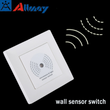 switch with touch control microwave induction with high sensor control sensor switch for bathroom/aisle stairs/office