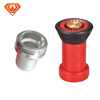 Plastic & Brass Fire Hose Nozzle For Road Sprinkler