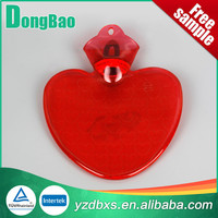 lovely gift PVC hot water bag 800ml