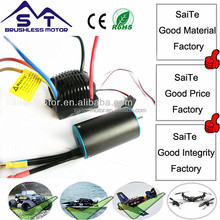 ST 3660 6T~20T 2 Pole/4 Poles Inrunner Brushless DC Motor With ESC For RC Car/RC Boat/Ducted Fan