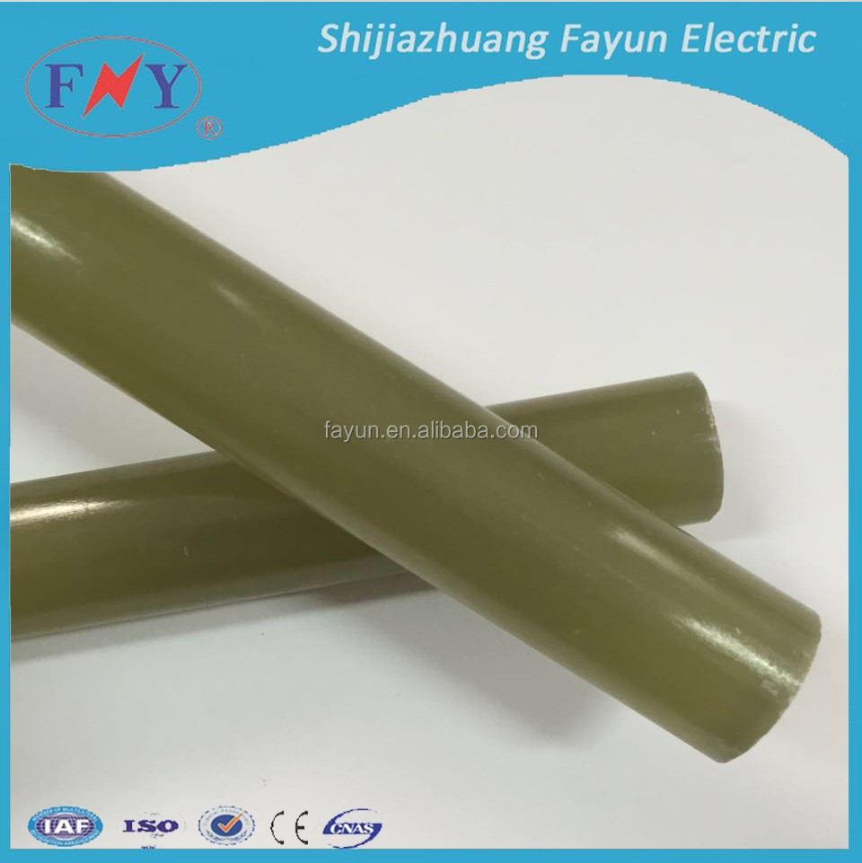 China manufacturer fiberglass insulation rod view for Fiberglass insulator