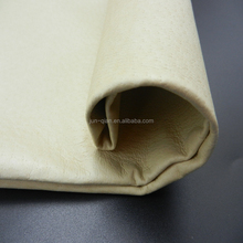2017 pig leather tannery pig split glazed resinzed leather for shoes