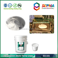 High temperature Silicone thermal grease for radiator SI1101