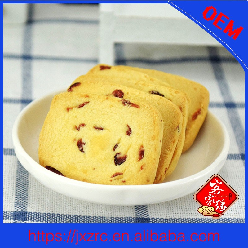 professional OEM matcha butter imported biscuits cookies with best price