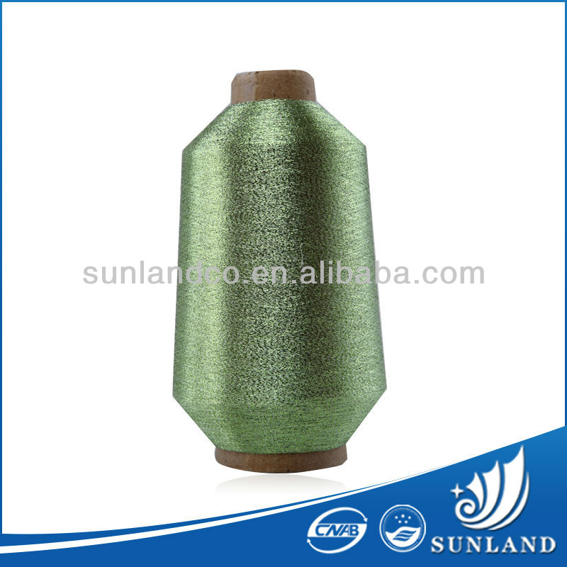 Nylon copper yarn