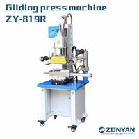 Flat And Cylinder Hot Stamping Machine