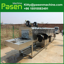 Plastic tray washing machine / Poultry crate washer / Box washing machine