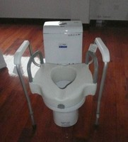 toilet chair for elderly
