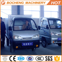 1t Electric Mini Van Cargo Vehicle 4KW with EEC