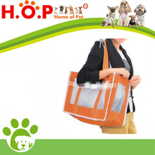 Waterproof Pet Dog Cat Oxford cloth Travel Carrier Tote Bag Shoulder Bag Handbag