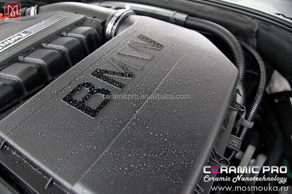 Ceramic Pro Plastic for Car all Plastic/Rubber Surface.