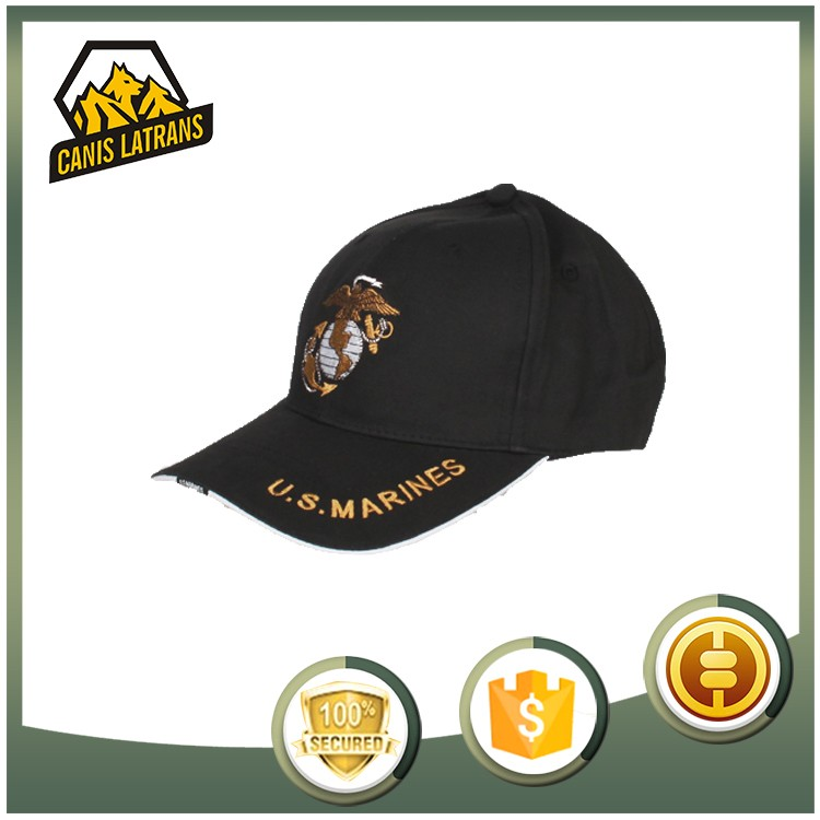 Low Price Cheap Custom Golf Sports Army Hats And Caps