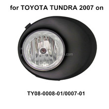 Car parts accessories for Toyota Tundra 2007 on halogen fog light