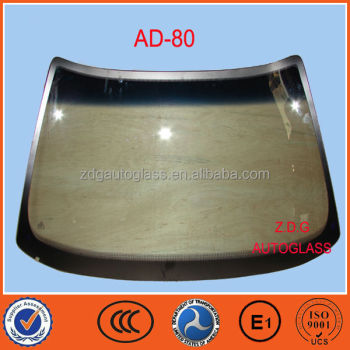 High quality closed to xyg auto glass