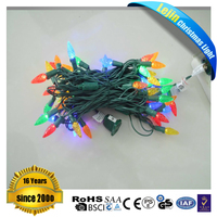 Halloween white led string light curtain With low price from china supplier