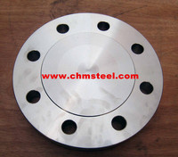 raised face blind pipe flanges